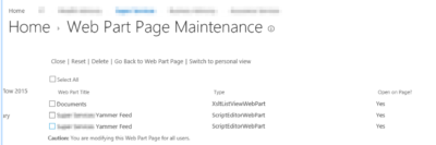 SharePoint Web Part