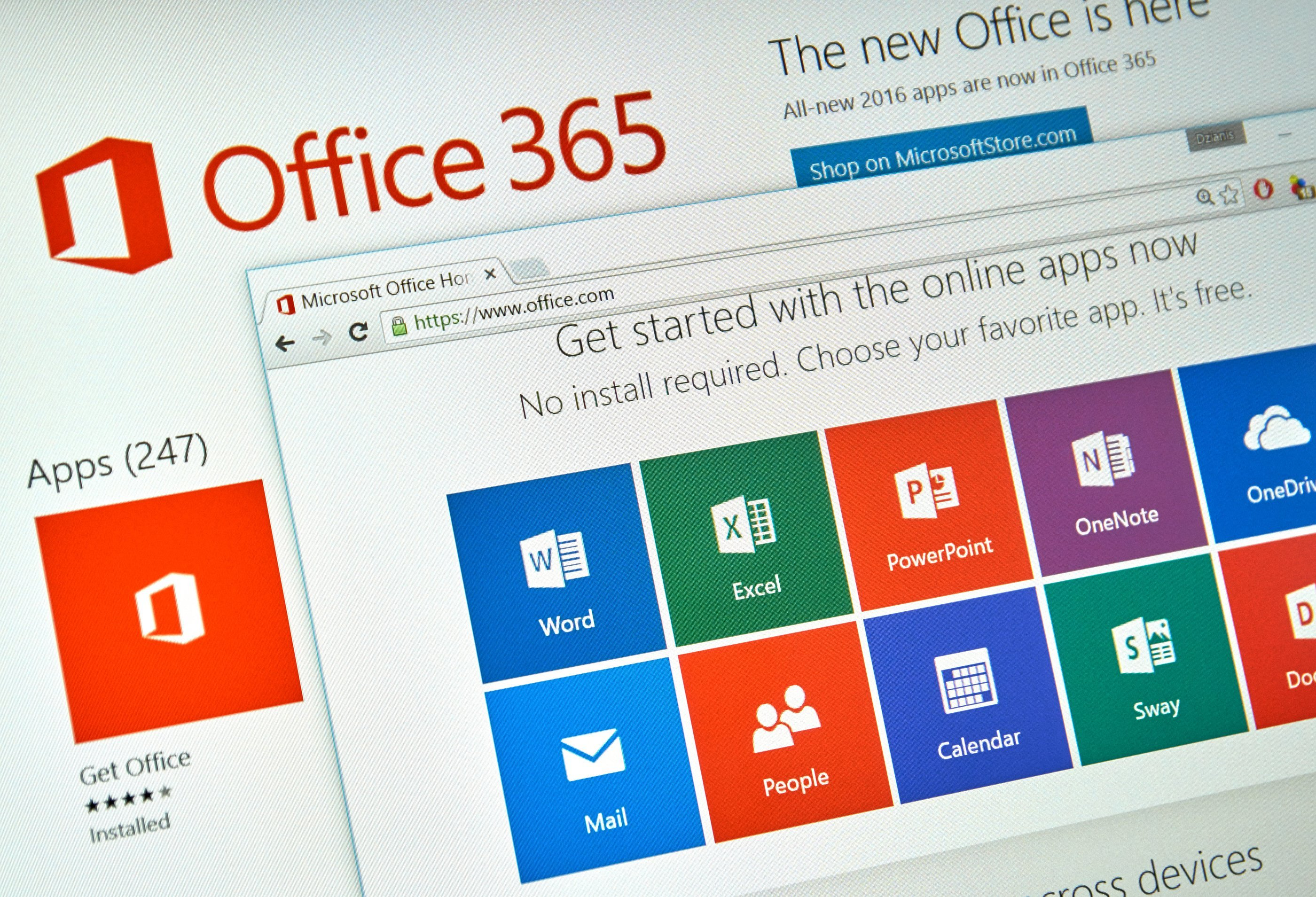 Office 365 Support Syndey