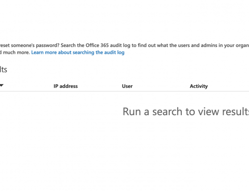 How to Enable Audit Logging in Office 365
