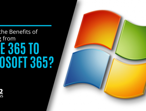 What are the Benefits of Upgrading from Office 365 to Microsoft 365?