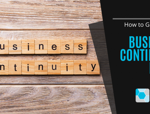 How to Get Started with a Business Continuity Plan