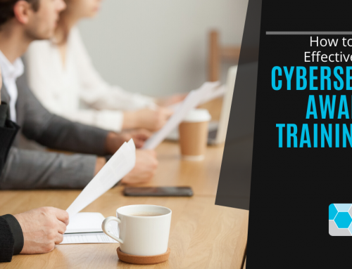 How to Create an Effective Employee Cybersecurity Awareness Training Plan